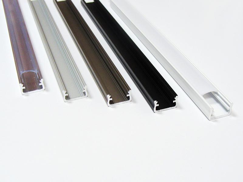 hlin kov profil lumines a 3m pro led p sky hlin k. Black Bedroom Furniture Sets. Home Design Ideas
