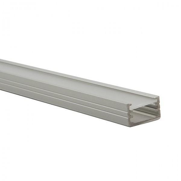 Hliníkový profil SLIM 2m pro LED pásky a70ece82dc