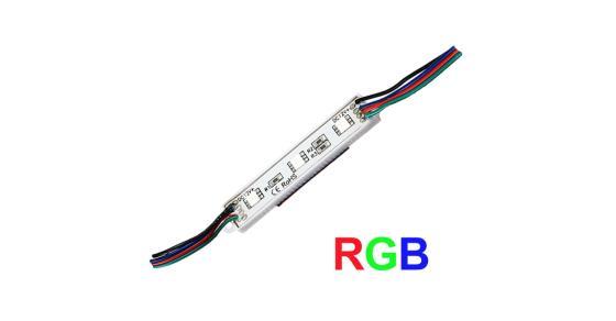 led modul 3xsmd 5050 0 72w 60lm 12v rgb