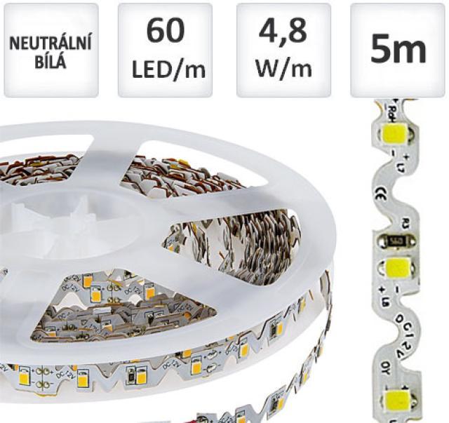 a7a64442749 LED pásek TWIST je perfektním řešením pro instalace s mnoha ohyby.