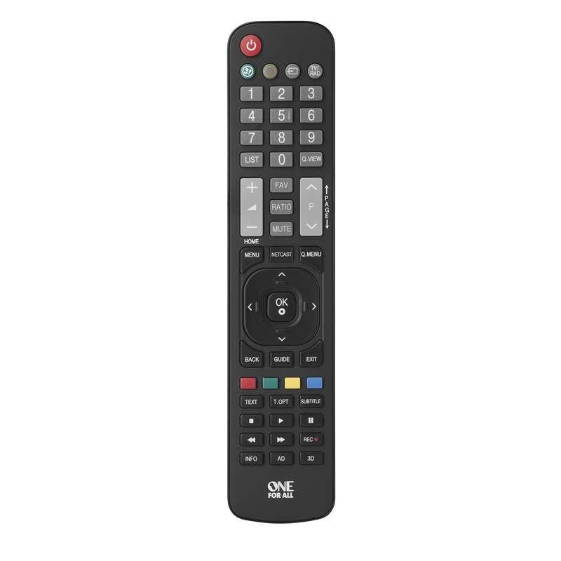 One For All Univerzální dálkový ovladač OFA pro TV LG KE1911