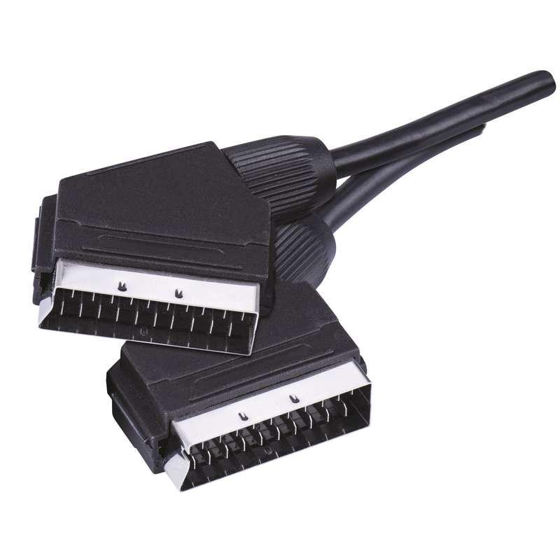 Emos AV kabel SCART - SCART 1m SB2001