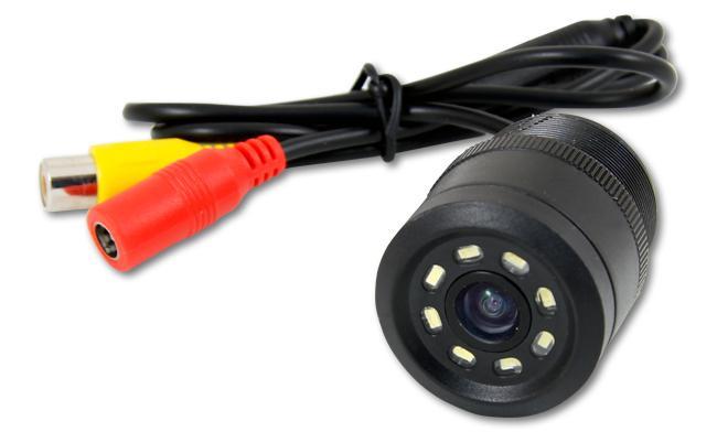 LED21 Zpětná couvací kamera 03 LED