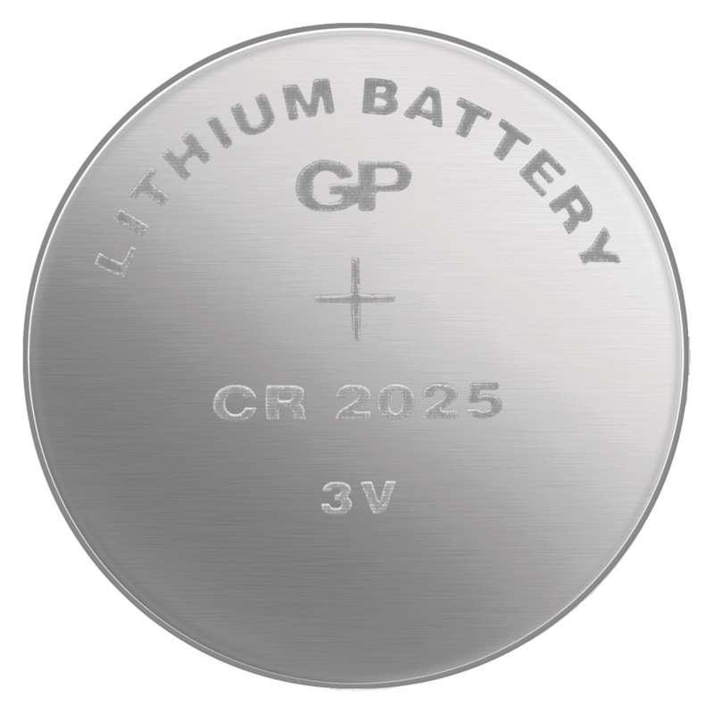 GP Batteries Lithiová knoflíková baterie GP CR2025 B15251