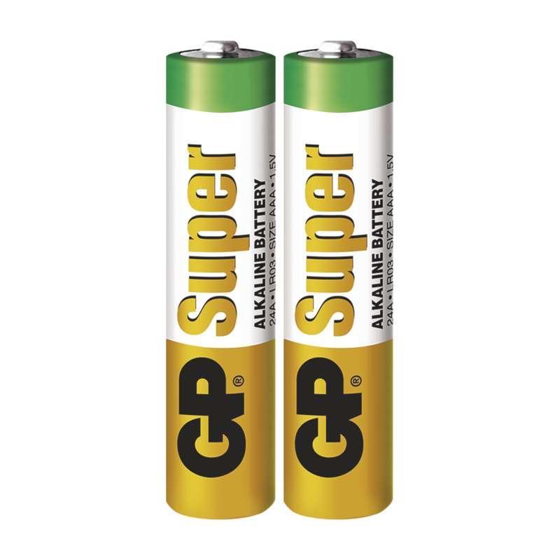 GP Batteries Alkalická baterie GP Super AAA (LR03) B1310