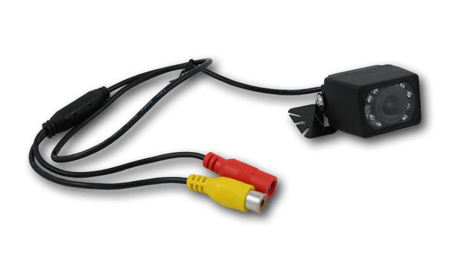 LED21 Zpětná couvací kamera 07 IR