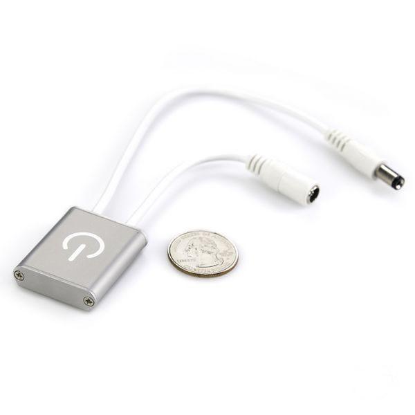 PREMIUMLUX Dotykový stmívač pro LED pásky a žárovky, 2,5A 36W