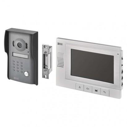 Sada videotelefonu EMOS RL-03M s el. zámkem s intervalem H1011H