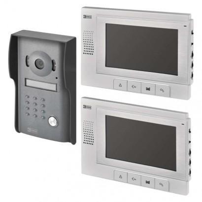 Sada videotelefonu EMOS RL-03M se 2 monitory H1011J