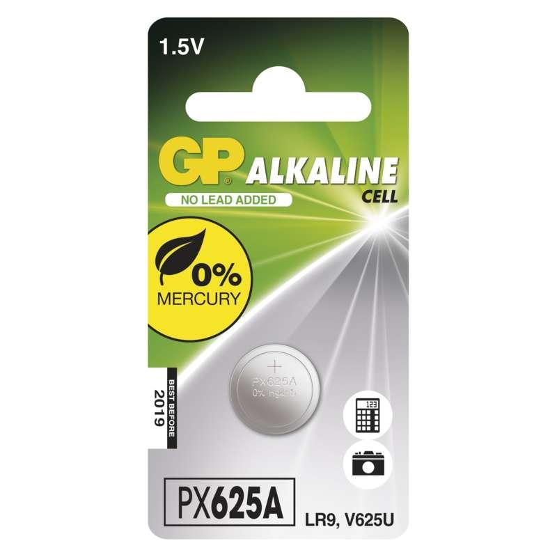 GP Batteries Alkalická knoflíková baterie GP 625A (LR9) B1325