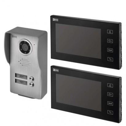 Sada videotelefonu EMOS RL-10M pro 2 účastníky H1136A