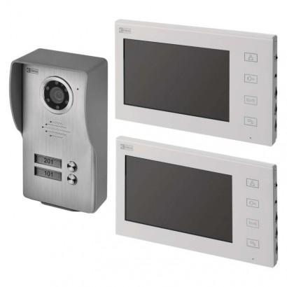 Sada videotelefonu EMOS RL-10B pro 2 účastníky H1136B