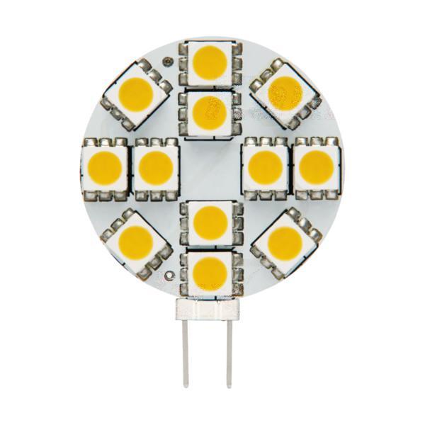 Kanlux 2W 08951 LED12 SMD G4-WW LED žárovka 12V DC Teplá bílá