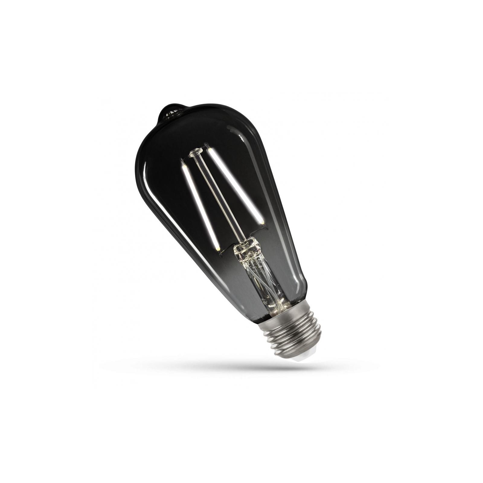 LED ST65 E-27 230V 2.5W COG Neutrální bílá MODERNSHINE SPECTRUM
