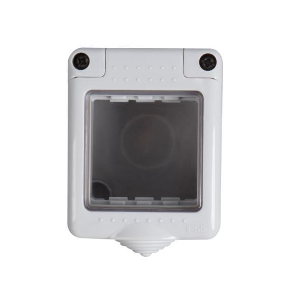Kanlux 25345 BIURO Instalační krabice 45x45mm IP55