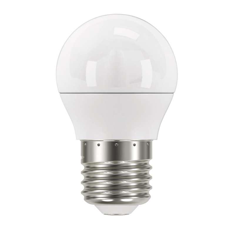 Emos LED žárovka Classic Mini Globe 6W E27 teplá bílá ZQ1120