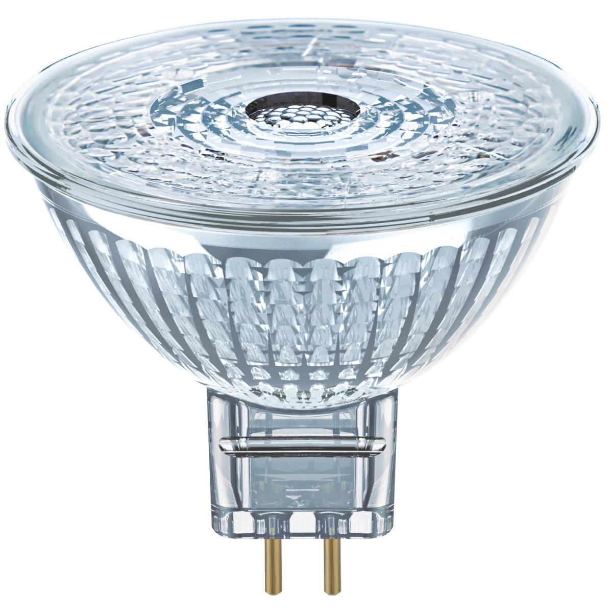 LED žárovka LED GU5.3 MR16 2,6W = 20W 230lm 3000K Teplá bílá 36° 12V OSRAM Parathom OSRPARE0011