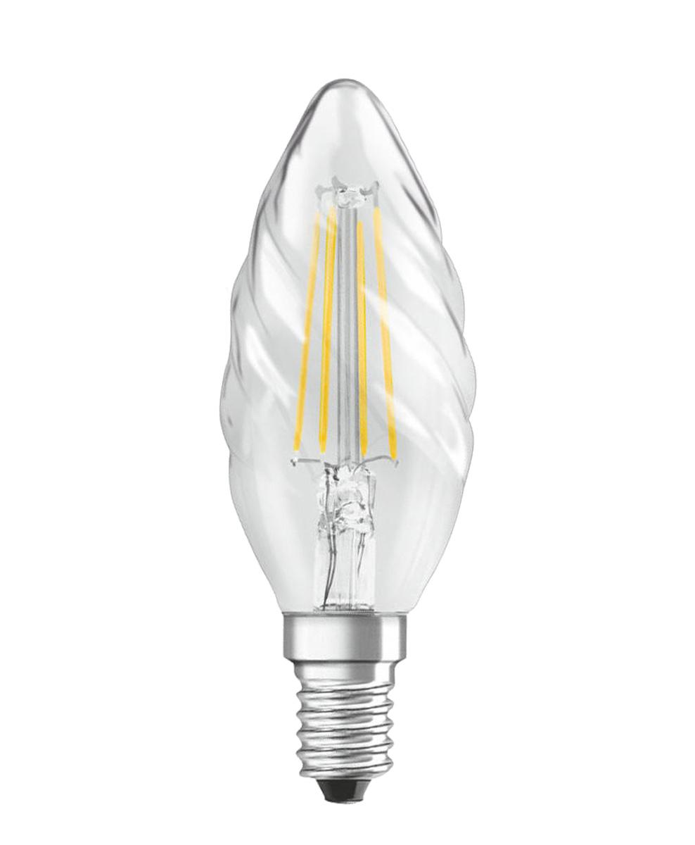 LED žárovka LED Filament 4W = 40W E14 2700K 470lm Osram STAR OSRSTA6060