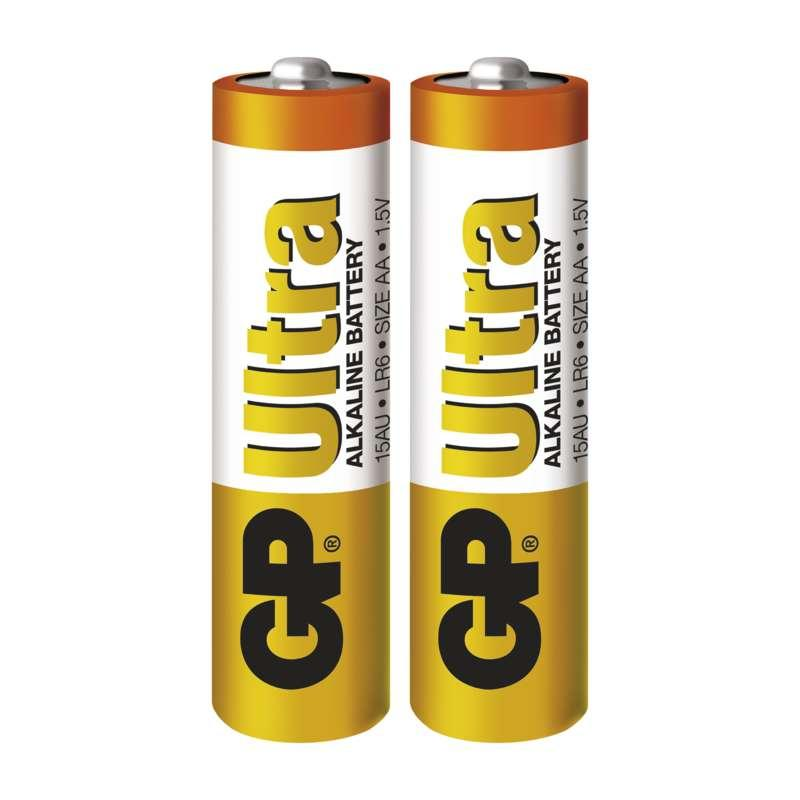 GP Batteries Alkalická baterie GP Ultra AA (LR6) B1920