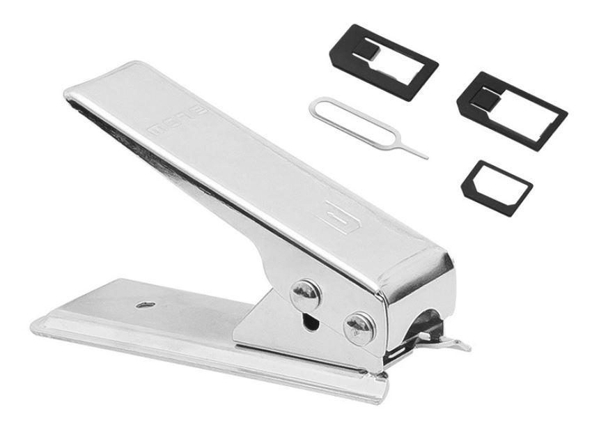 Řezačka micro SIM karet BLOW