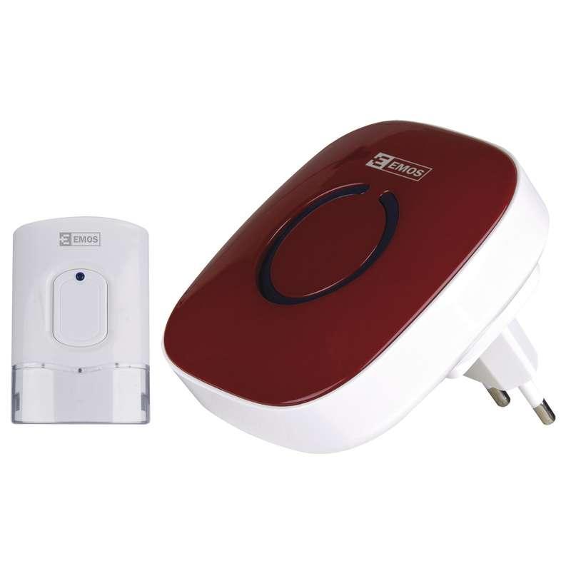Emos Domovní bezdrátový zvonek 838R P5718R