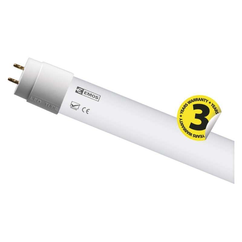 Emos LED zářivka PROFI PLUS T8 9W 60cm neutrální bílá Z73211
