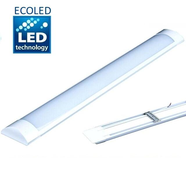 LED21 EKO LED panel SLIM přisazený 36W 230V 120cm 3000lm Neutrální bílá V0605