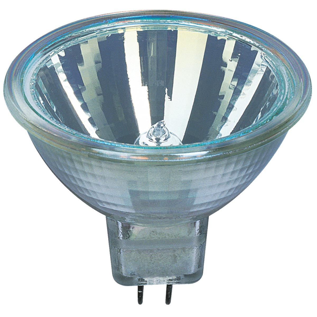 LED žárovka halogenová MR16 GU5,3 50W 680lm 2950K 12V 36° OSRAM DECOSTAR OSRHAL0106