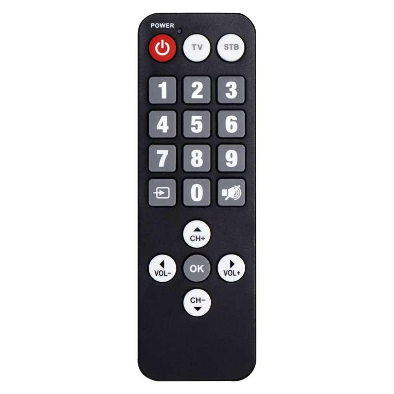 Emos Dálkový ovladač pro seniory pro set-top box EM190 / EM190S J50989