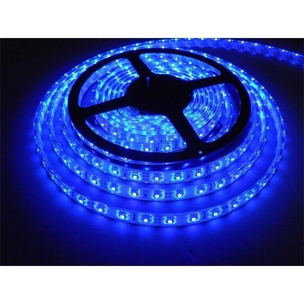 Levně LED21 LED pásek MODRÝ 60xSMD3528 4.8W/m, cena za 1cm