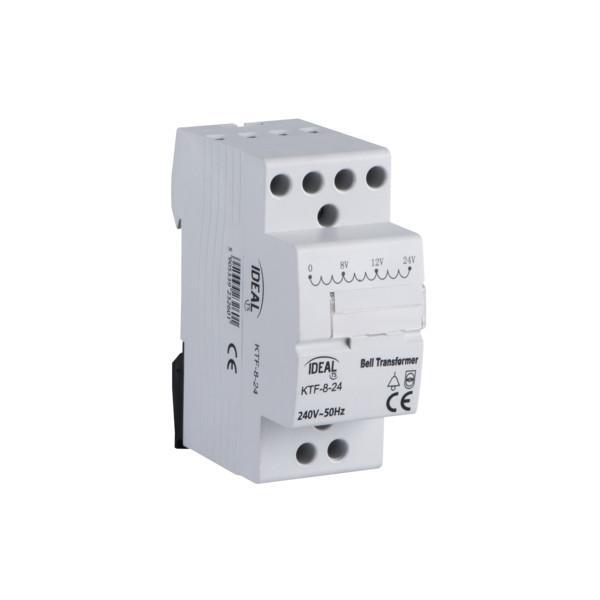 Kanlux 23260 BT-8 8/12/24V - Zvonkový transformátor