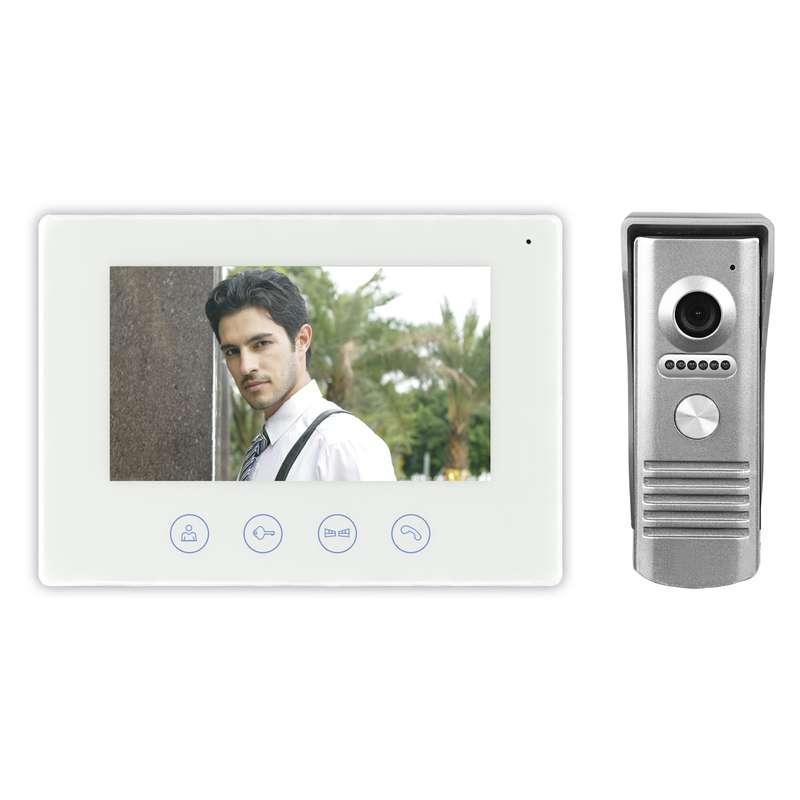 Sada videotelefonu EMOS H2014 s WiFi a aplikací pro mobily