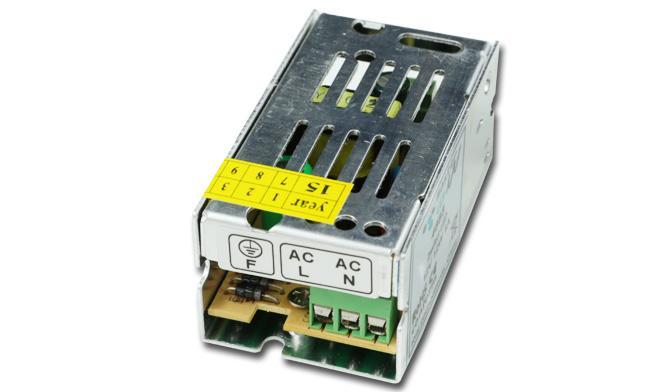 LED21 Napájecí zdroj 12W 1A 12V DC V4883