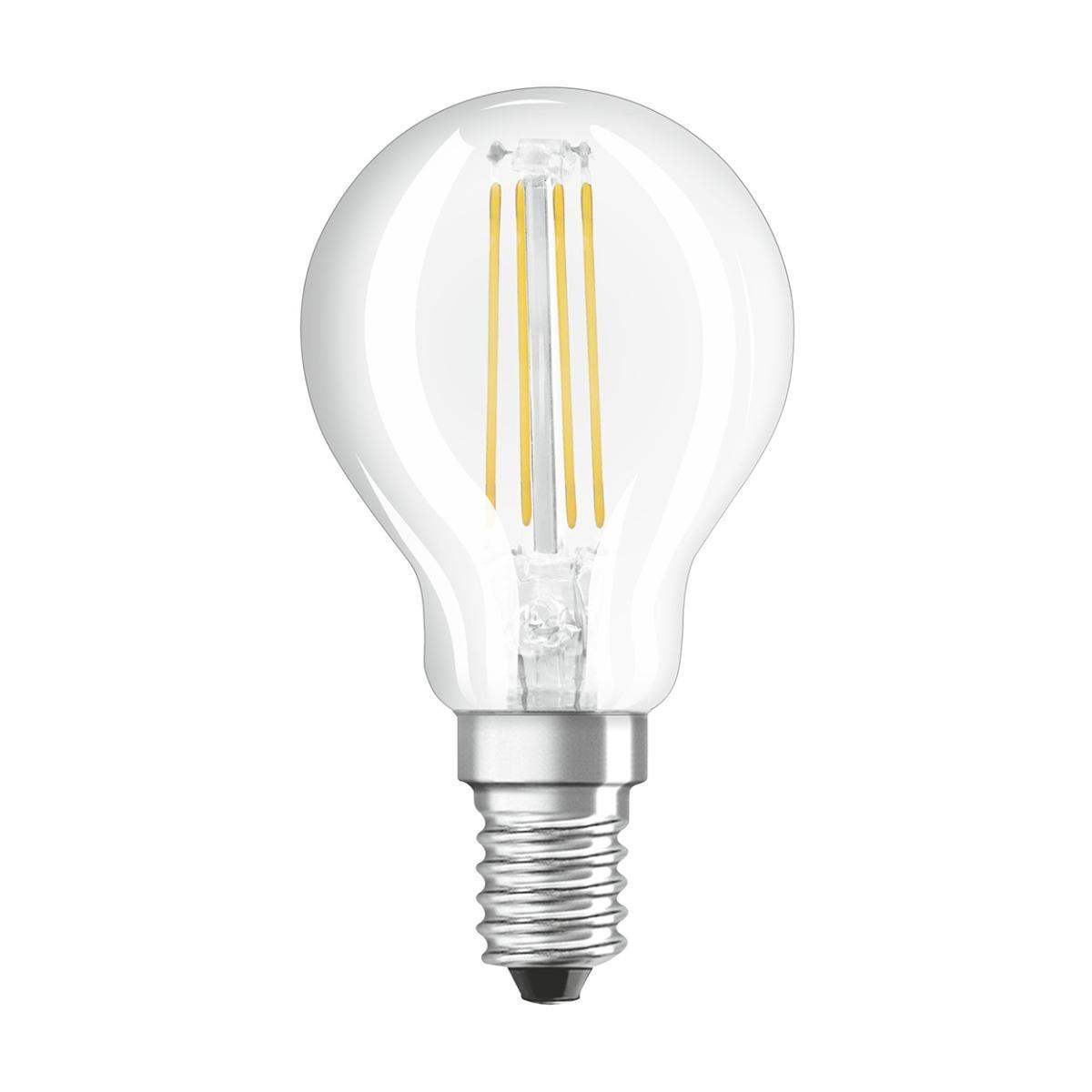 LED žárovka LED E14 Koule 4W = 40W 470lm 2700K 3-STEP OSRAM STAR OSRSTA7115