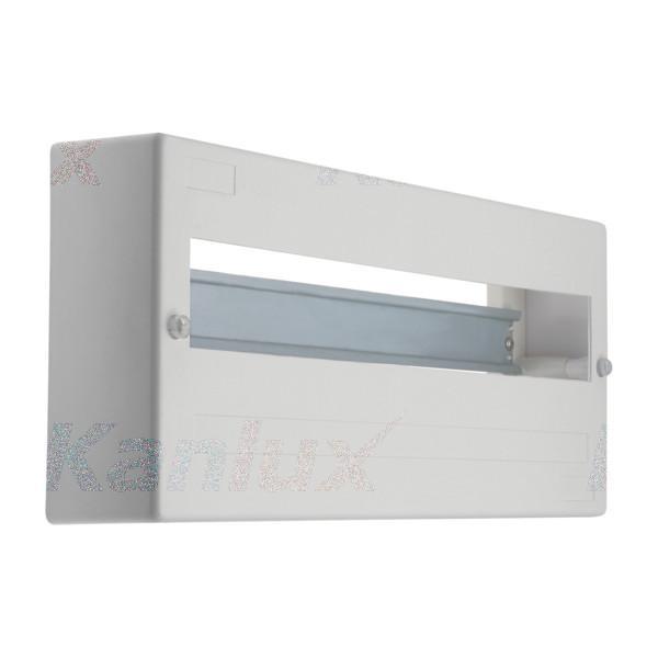 Levně Kanlux 03854 DB118W 1X18P/SM - Plastový rozváděč