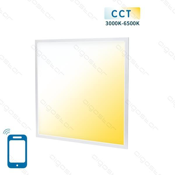 LED21 Smart LED Back-lit panel WIFI 32W 60x60cm 3200lm, Stmívatelný, CCT AS202125