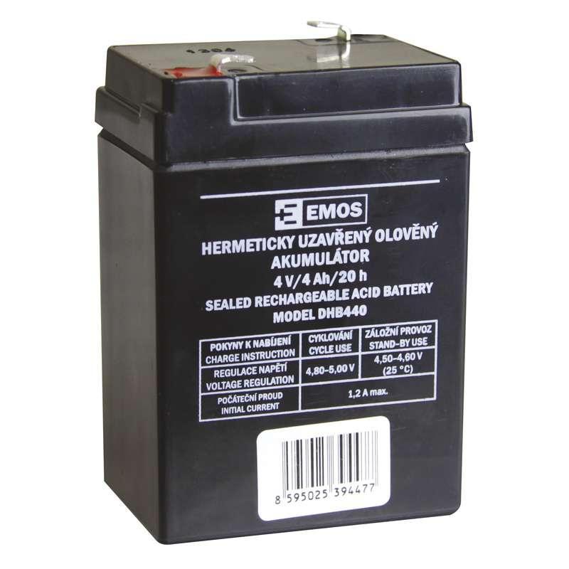 Emos Náhradní akumulátor pro svítilny 3810 (P2306, P2307) B9664