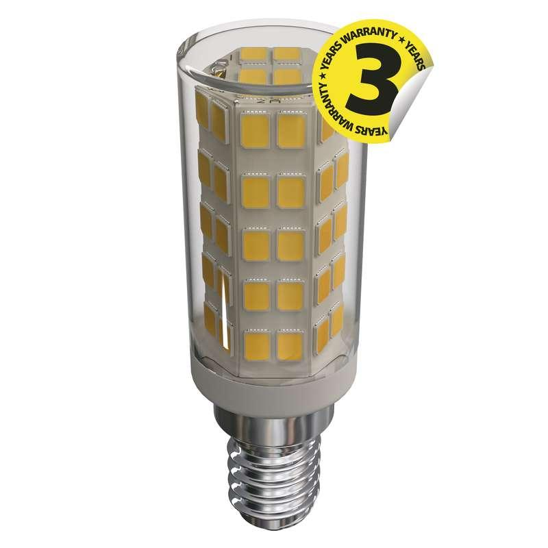 Emos LED žárovka Classic JC A++ 4,5W E14 neutrální bílá ZQ9141
