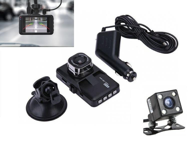 LED21 AK173H LCD KAMERA DO AUTA s couvací kamerou