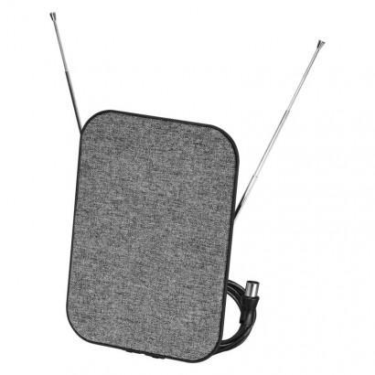 Pokojová anténa EMOS EM-HF10, 0–25 km DVB-T2 J0687