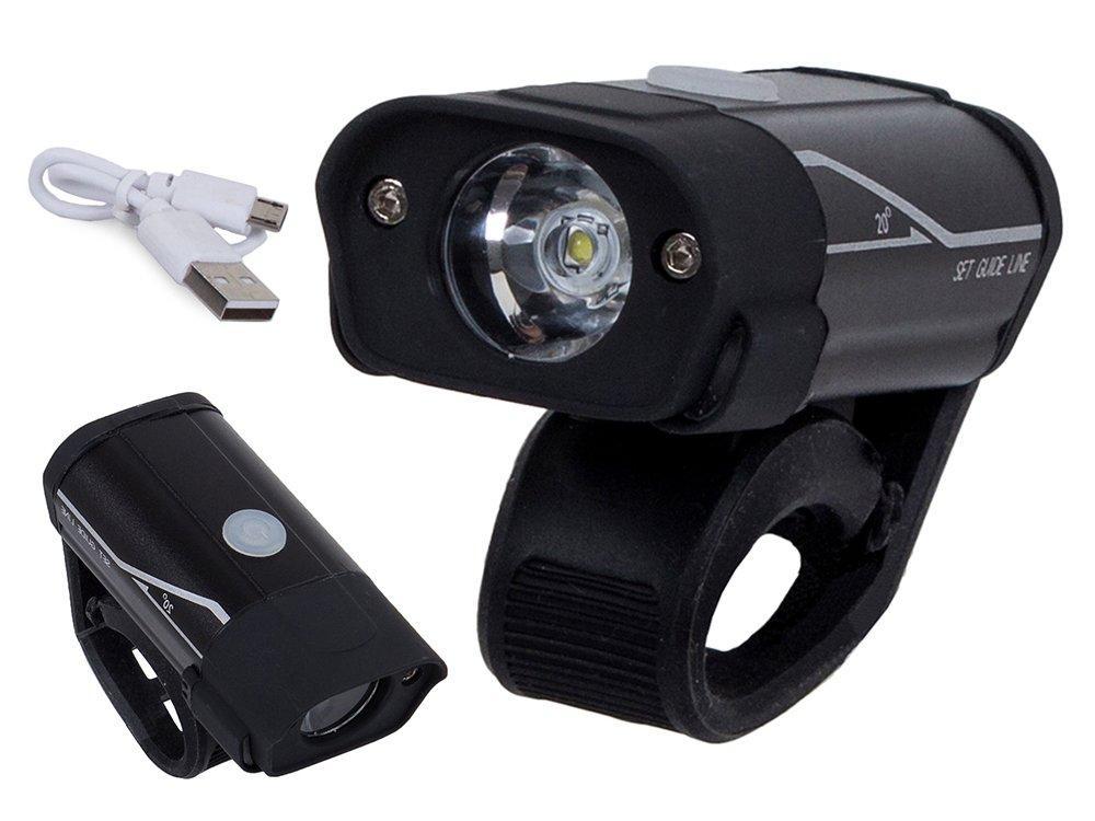 LED21 LED přední svítilna na kolo XM-L2
