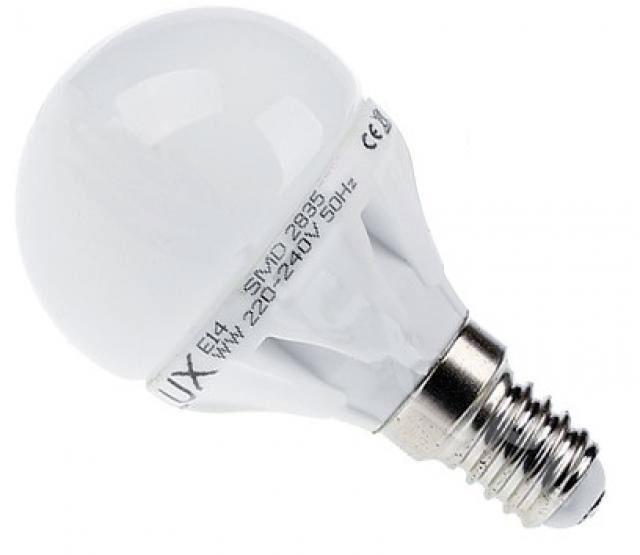 Ledspace LED žárovka 6W 13xSMD2835 E14 480lm Neutrální bílá