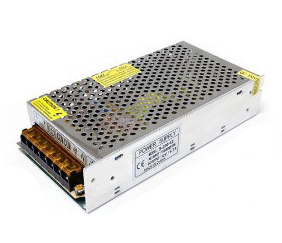 LED21 Napájecí zdroj 120W 10A 12V DC