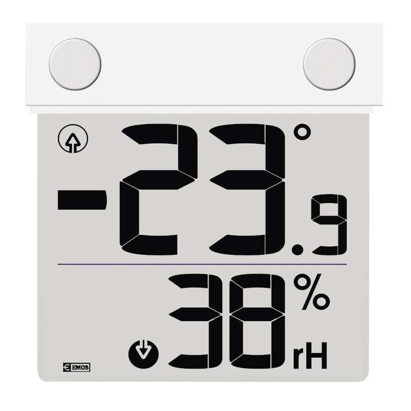 Emos Digitální okenní teploměr RST01278 E1278