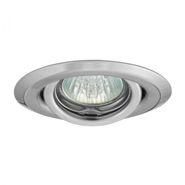 PREMIUMLUX Podhledové bodové svítidlo PERLA chrom + patice GU5,3 MAJ0801 LUX00801