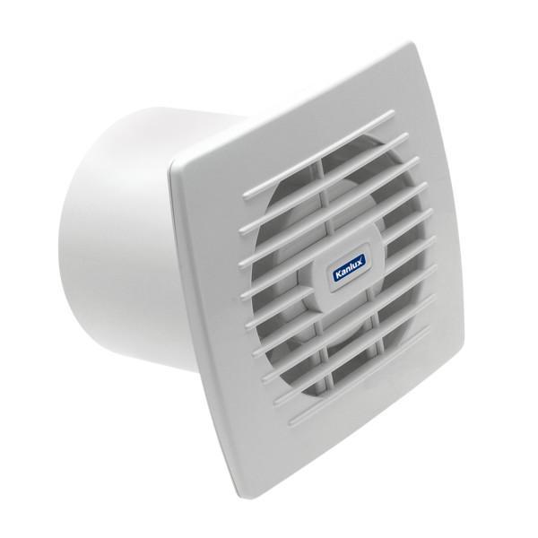 Kanlux 70910 CYKLON EOL100 - Ventilátor s tahovým vypínačem a vidlicí