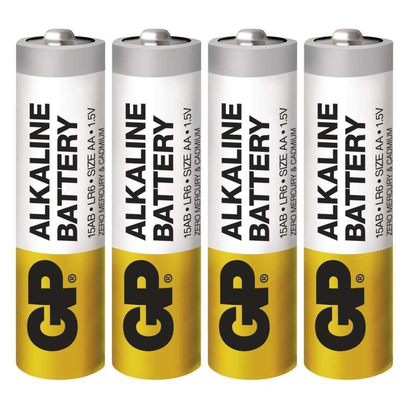 GP Batteries Alkalická baterie GP Alkaline AA (LR6) BA1321
