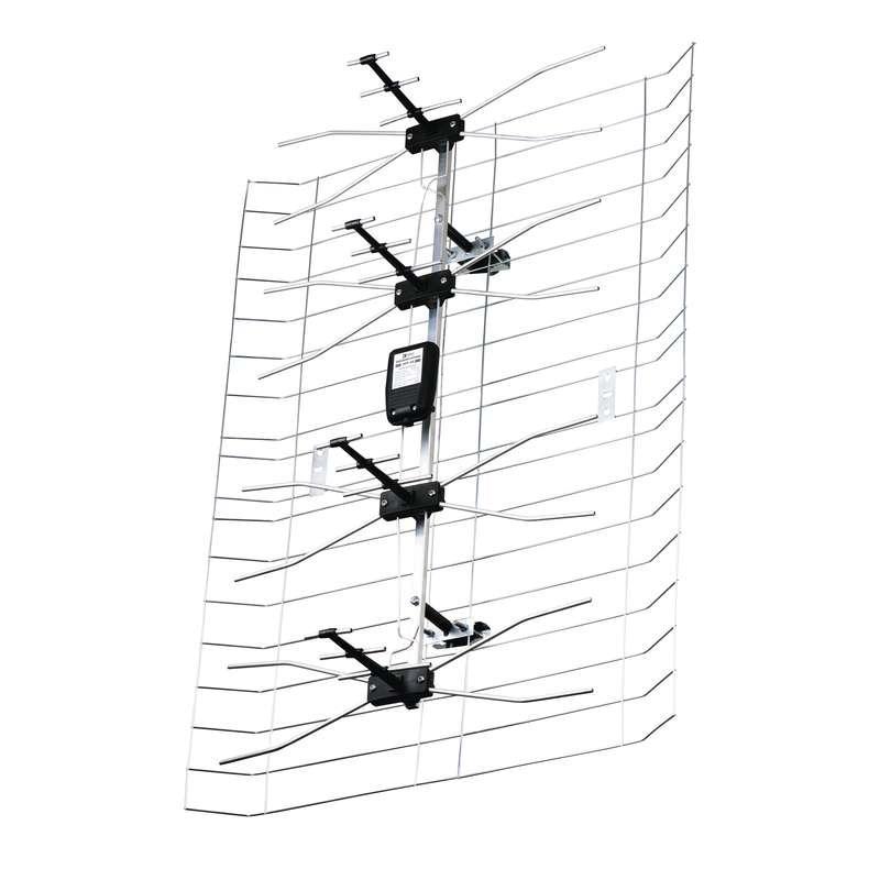 Venkovní anténa EMOS EM-008, 0–80 km DVB-T2 J5818