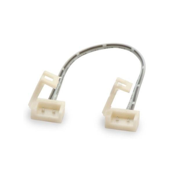 Led line Spojka CLICK pro voděodolné LED pásky 10mm, vodič