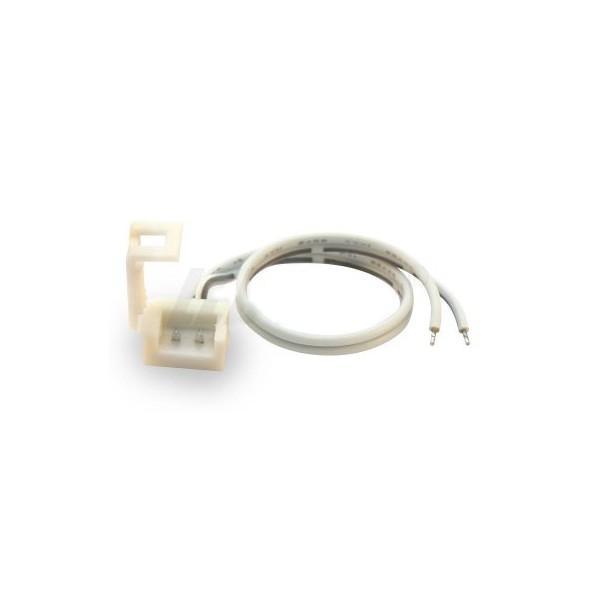 Led line Konektor CLICK pro voděodolné LED pásky 8mm, vodič